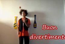 Juggling tutorial