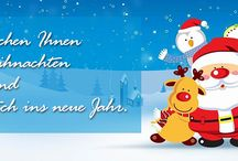 Vrolijk Kerstfeest en Gelukkig Nieuwjaar / Wij wensen u een vrolijk Kerstfeest en een Gelukkig Nieuwjaar 2015