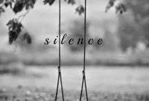 Alone and Silence