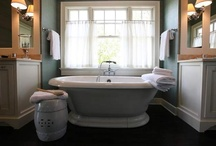 Bathroom inspiration / Beautiful bathrooms in the Hudson Valley