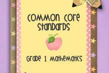 Math- CCSS / by Jamie McShane