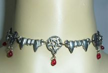 Celtic jewellery and gothic  jewellery <3 / Celtic jewellery and gothic  jewellery