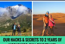 The Best Travel Hacks / Tips, Tricks, and Hacks to make your travels easier!