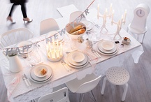 A TAVOLA (table settings) / by Nicoletta Cappelletti