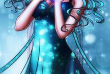 figlia di Poseidone
