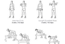 Arms workouts