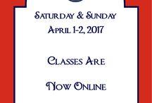 NCACS April 1st - 2nd 2017