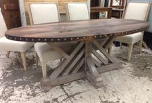 Reproduction Tables / This Board Features Reproduction Tables Available  From Adams Furniture. Visit Us At