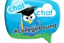 #CollegeBound Twitter Chat Log