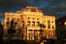 Stare narodne divadlo Bratislava