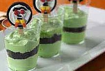 SPOOKY EATS / Never to early to start thinking about recipes for Halloween fun