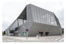 Telecabina Aramon Expo . Zaragoza . Vicens-Ramos Arquitectos