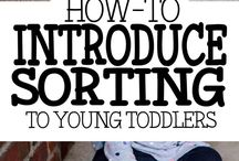 Toddler Activities / Activities for toddlers to keep them growing, happy, and healthy!