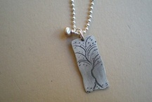 Wish List: My Tree Necklace Collection / A symbol of life and nature, the tree has a special place in my heart.