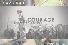 Divergent  / The epic trilogy Divergent written by Veronica Roth