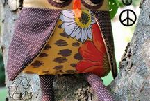 Owl Adorableness