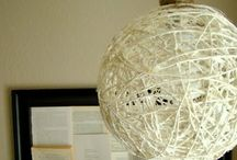 Light Fixtures and Lamps / by Jane Parker