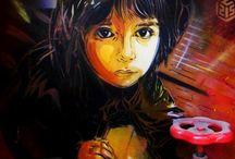 street art - C215