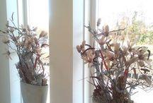 Vensterbank Decoraties / Ideeën voor je vensterbank