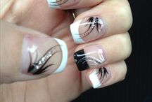ongles nailart