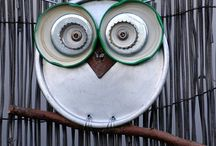 Art Recyclage / Le « Do it yourself » a le vent en poupe. L'art n'échappe pas à cette tendance et l'art de la récupération ou Recycl'Art  émerge depuis quelques années. Quand vos déchets deviennent leurs matières premières…