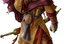 RPG Characters / by Vinicius Watzl