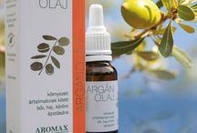 Base oils and serums  / Bázisolajok és szérumok / http://aromax.hu/hu/termekeink/zsiros_olajok/ http://aromax.hu/hu/termekeink/reszletek/arganolaj/