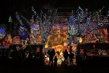 Spectacular Christmas Light Displays / Too much or too good?