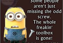 Minions and other fun!