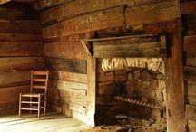 cabin interiors