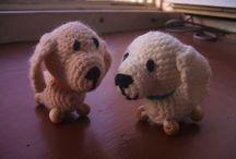 moje háčkování a pletení / my crochet and knitting