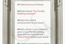 Ecoura Promotions / by Ecoura Jewelry