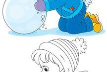 zimní hry a sporty