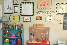 Playroom Ideas / by Candace Cirrone
