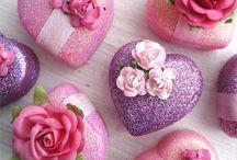 Love of Hearts / by Sandee Carranza