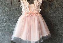 Pip's christening dress