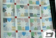 Custom Quilting - 5¢ & up / Examples of Custom quilting offered by Petit Design Co. http://petitdesignco-longarm.blogspot.com/