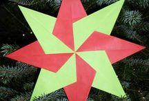 Kerst knutselen & tekenen
