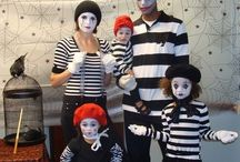 halloween familia