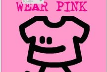 PINK SHIRT DAY - ANTI-IBULLYING / February 26th is #pinkshirtday. Spread kindness and support #antibullying today!