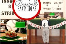 Baseball Party / by MaryAnn Masino