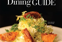 THINK | gourmet / Monthly the THINK | gourmet Dining Guide features the very best in South Florida cuisine, with new and established eateries from Miami-Dade, Broward, and the Palm Beaches. / by THINK Magazine