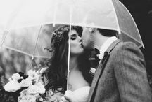 Rainy Weddings