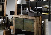 Venice's Briccole / Our furniture with Venice's Briccole wood