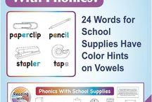 Elementary School Literacy