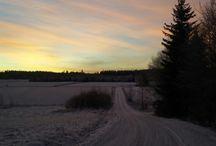 Winterskyes / Talvitaivaat
