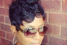 Hiuksia ja kampauksia