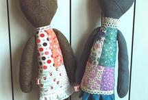 patchwork / šití, hračky, patchwork