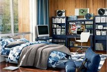 Boys Bedroom Ideas / by Mollie Spurlock