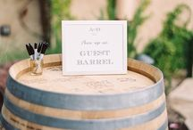 V I N E Y A R D / W E D D I N G S / Vineyard & Winery Wedding inspiration for brides, brides-to-be, and grooms.